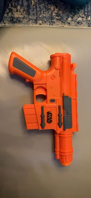 Nerf Star Wars toy gun for Sale in Saugus, MA