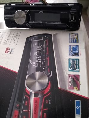 Like New JVC Radio CD USB remote control for Sale in East Lansdowne, PA