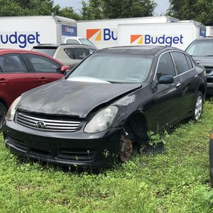 PARTS!!!! 2005 INFINITI G35 for Sale in Kissimmee, FL