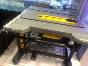 Dewalt Table saw for Sale in The Bronx, NY