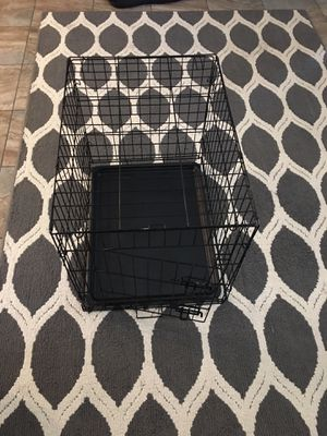 Dog crate (small) 20x18x24 for Sale in Colorado Springs, CO
