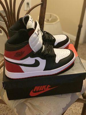 """Air Jordan 1 """"Black Toe"""" Sz 12 for Sale in Atlanta, GA"""