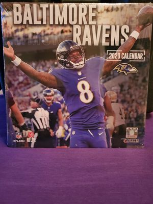 Baltimore Ravens Calendar for Sale in Baltimore, MD