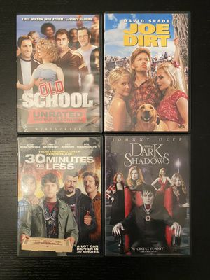 COMEDY MOVIES LIKE NEW for Sale in Hutto, TX