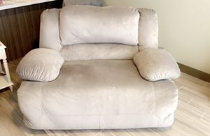 Couch, Electric Recliner for Sale in Phoenix, AZ