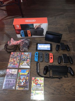 Nintendo switch for Sale in Pico Rivera, CA