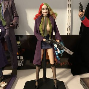 Custom Lady Joker Collectible Figure 1/6 Scale. for Sale in River Forest, IL