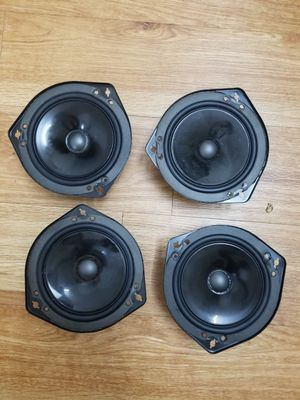 acura tl 2004 front and rear speakers pairs for Sale in Decatur, GA