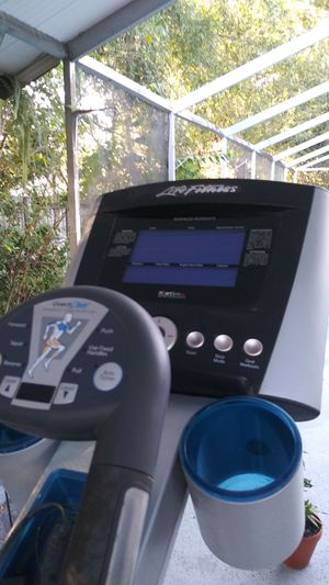 X5 Elliptical Trainer workout machine for Sale in Tampa, FL