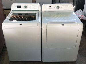 Maytag Bravos used set for Sale in Montclair, CA