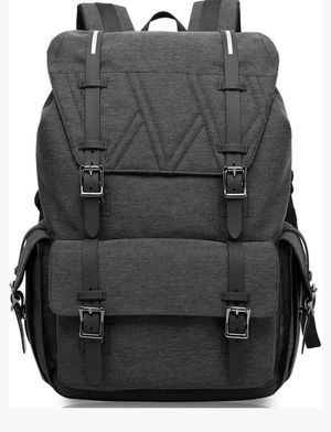 KAKA Leisure Laptop Backpack for Travel Laptop bag - Black for Sale in Allen, TX