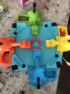Hungry Hungry Hippos Kid Game for Sale in Capitol Heights, MD
