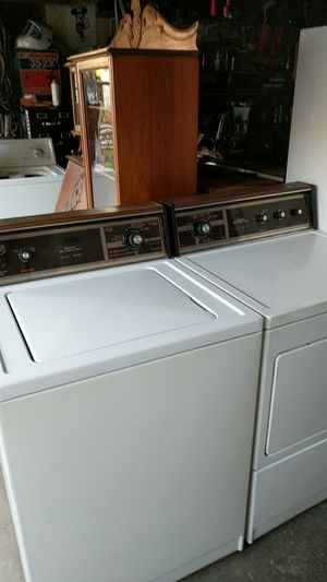 Kenmore washer gas dryer 275. for Sale in La Crescenta-Montrose, CA