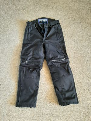 Bilt by Cycle Gear kids motorcycle pants, jacket & gloves for Sale in Manhattan Beach, CA
