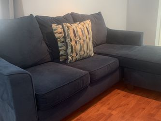Navy Sectional for Sale in Tampa,  FL