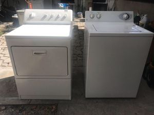 ALMOST NEW WASHER AND DRYER for Sale in Tampa, FL