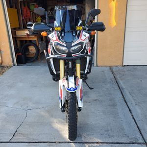 2017 Africa Twin DCT for Sale in San Diego, CA