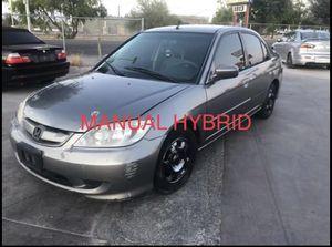 2004 Honda Civic Manual Hybrid for Sale in Henderson, NV