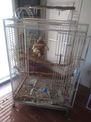 Large bird cages for Sale in Portland, OR