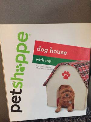 Brand new| indoor dog house/ bed for Sale in Lake Stevens, WA