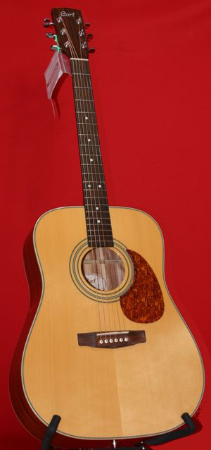 Cort Earth-70 Acoustic Electric Guitar With Case for Sale in Moreno Valley, CA