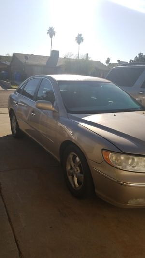 2006 HYUNDI AZERA for Sale in Phoenix, AZ