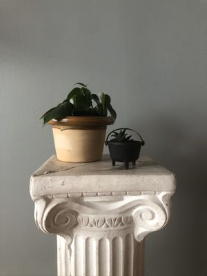 Mini Cauldron Planter or Incense Burner for Sale in Cazenovia, NY