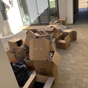 Free Moving Boxes for Sale in San Diego, CA