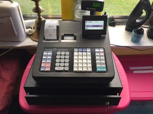 Sharp Cash Register for Sale in Saint Marys, OH
