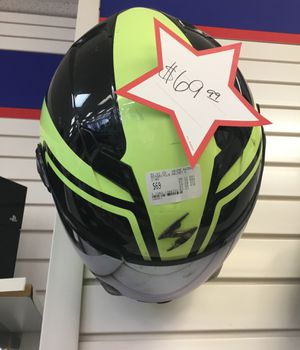 Scorpion motorcycle helmet for Sale in Chicago, IL