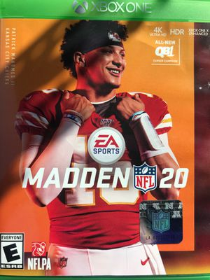 Madden 20 brand new for Sale in Edmonds, WA