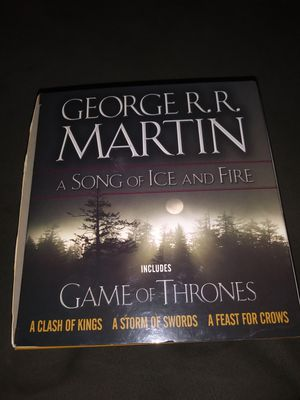 Game of Thrones Book Collection for Sale in Lakewood, CA