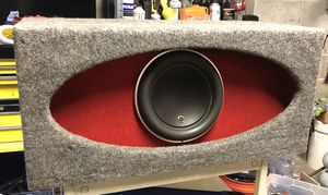 JL AUDIO 10w7ae-3 in JL HO Enclosure for Sale in New Canton, VA