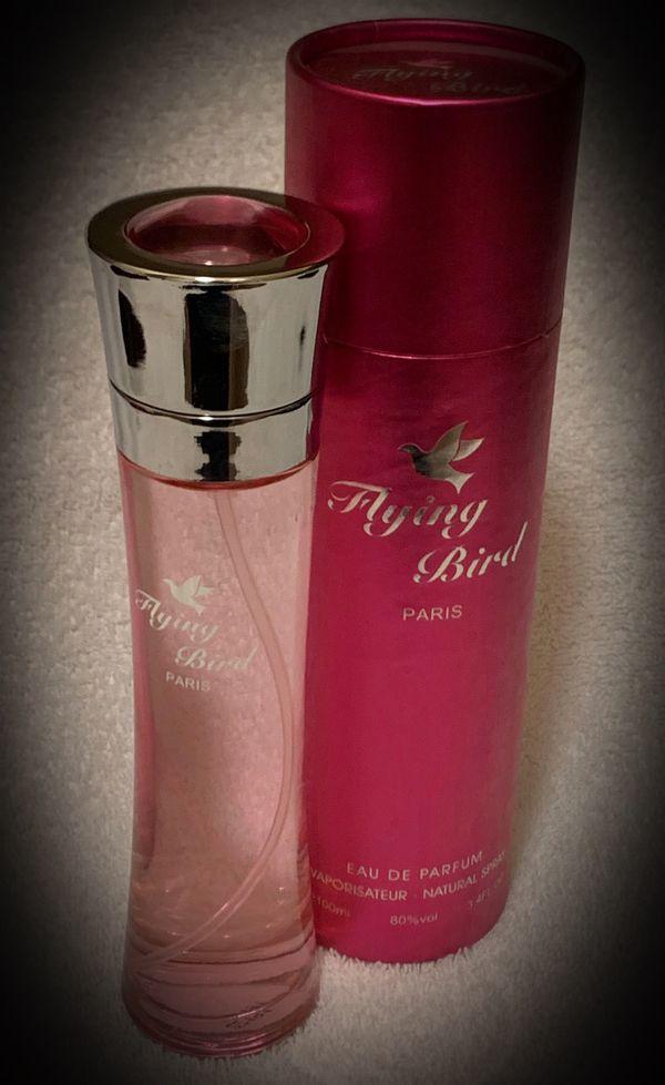 SUMMER SALE! Flying Bird France/French Eau de Parfum/Perfume - Full size 3.4 fl. oz