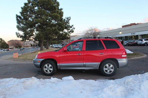 2005 Hyundai Santa Fe 3 5l V6 Awd For Sale In Evergreen  Co