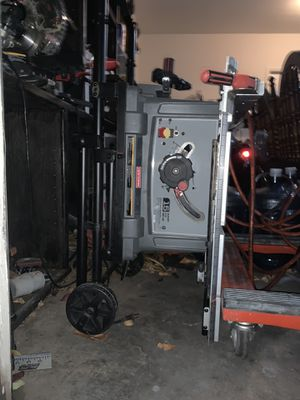 Craftsman Table Saw for Sale in Las Vegas, NV