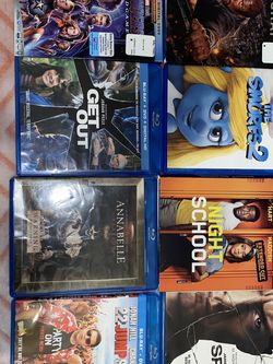 Blu-ray Movies for Sale in Rowlett,  TX