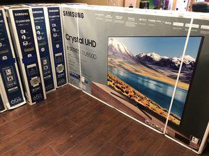 Samsung 65 inch 4K TV 2020 model un65tu8500 for Sale in Los Angeles, CA