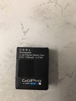 GoPro3 rechargeable battery for Sale in Austin, TX