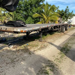 Flat Bed Trailer for Sale in Fort Lauderdale, FL