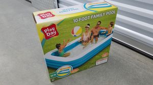 10 FOOT FAMILY POOL for Sale in Quincy, MA