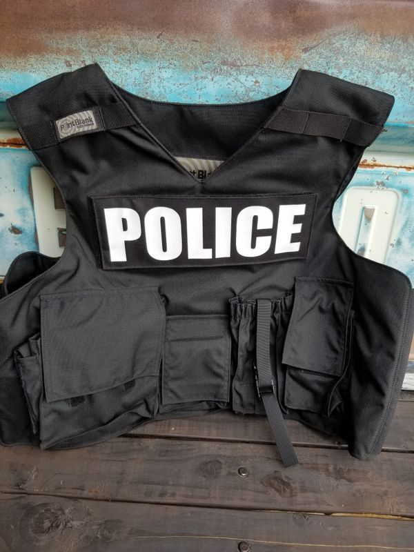Point Blank outer vest