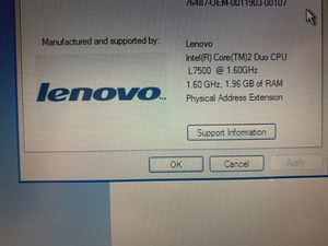 """Lenovo Laptop X61S 11"""" Compact (will be sold without hard drive) for Sale in San Diego, CA"""