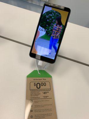 LG Escape Plus for Sale in Newport, AR