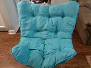 Brand New Tufted Butterfly Chair for Sale in Dulles, VA