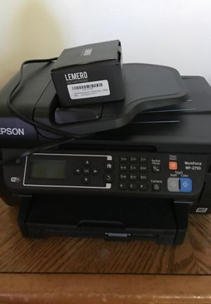 EPSON WORKFORCE PRINTER/SCAN/WIFI for Sale in Melbourne, FL