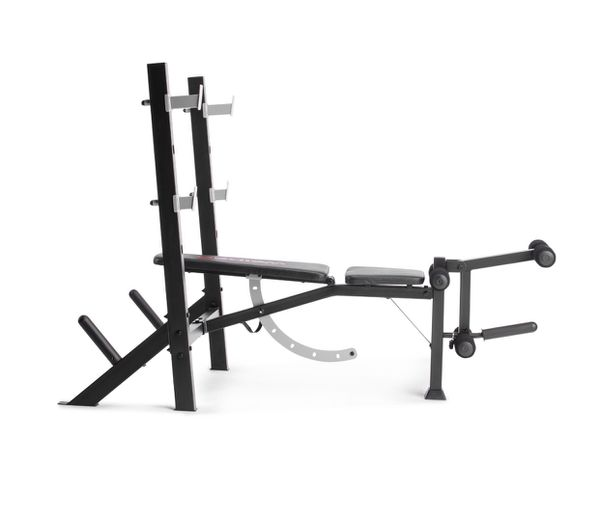 NEW IN BOX Olympic bench press