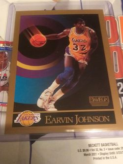 1990 SKYBOX MINT CONDITION MAGIC JOHNSON SWEET CARD for Sale in Las Vegas,  NV