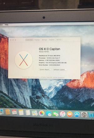 MacBook Air i7 processor for Sale in Apex, NC