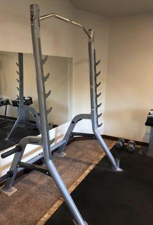 Hoist fitness squat rack for Sale in Cerritos, CA